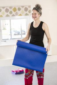 Amy West Yoga