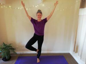 Amy West Yoga Tree