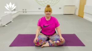 Meet Tori yoga