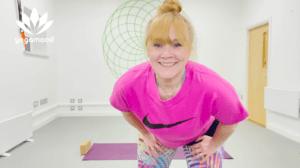 Hatha Yoga Teacher Tori