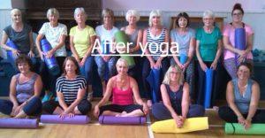 Felixstowe yoga class -