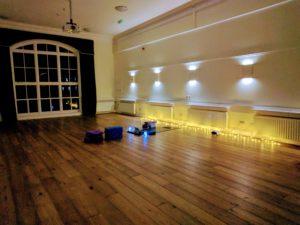 Venue in Stockbridge