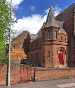 Sherwood Greenlaw Church