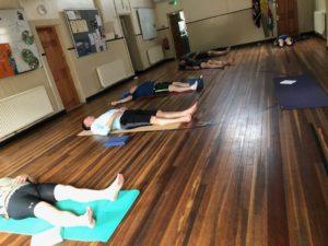 men's yoga for sport athletic development scouts hut weybridge