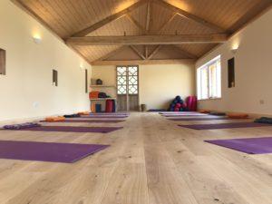 Namaste Barn Yoga & Meditation Studio