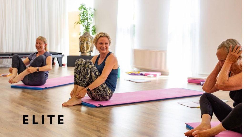 Elite Pilates Teacher Training UK