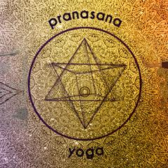 Pranasana Yoga Banner