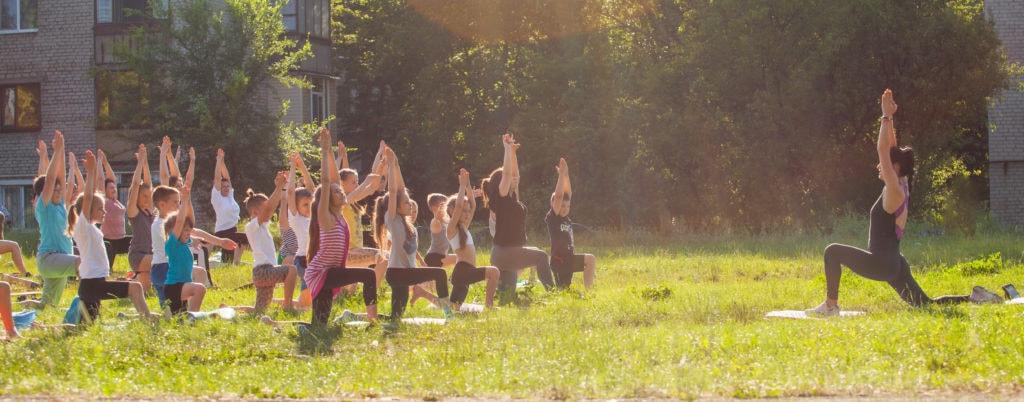 Benefits of Children's yoga