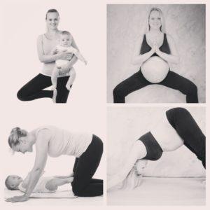 Prenatal Yoga and Mother and Baby Yoga