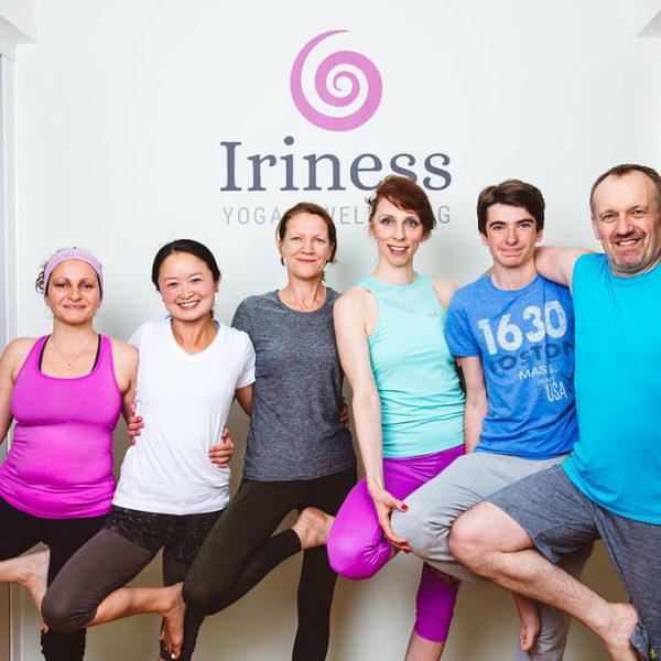 Iriness Yoga & Wellbeing Horsham | Daily Ashtanga classes