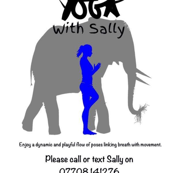 Yoga with Sally