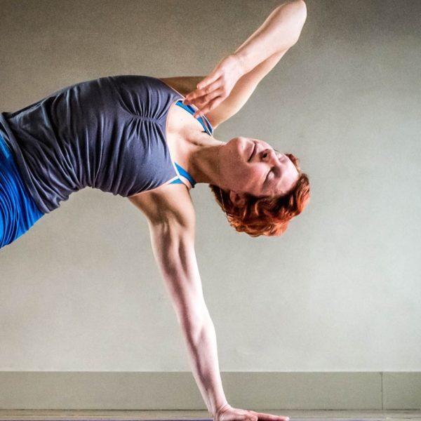 Hermione Armitage Yoga