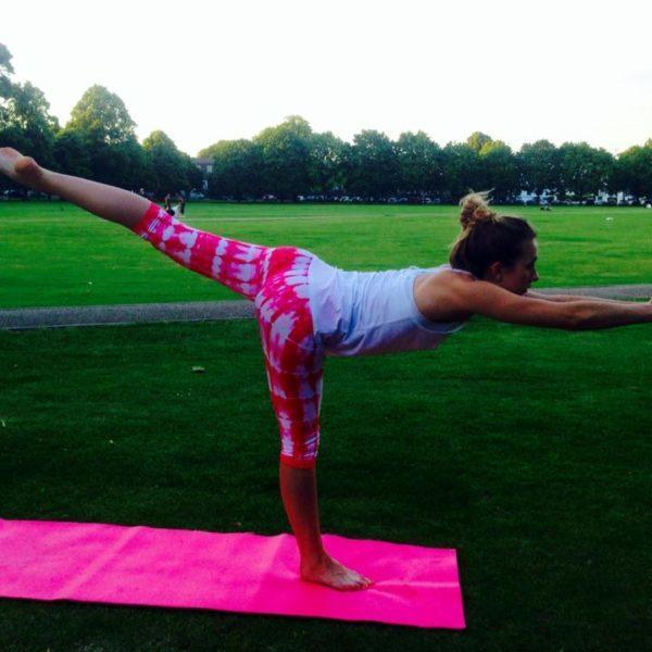 Harri Elizabeth Yoga