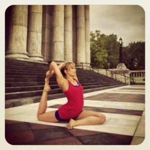 Gemma Skells Yoga GemmasYogaSpace.com