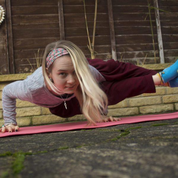 I\'m a yogi – yoga for wellbeing