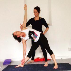 Becs McBride Yoga