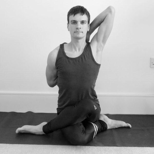 Marzipan Yoga