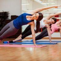 Hatha based Yoga