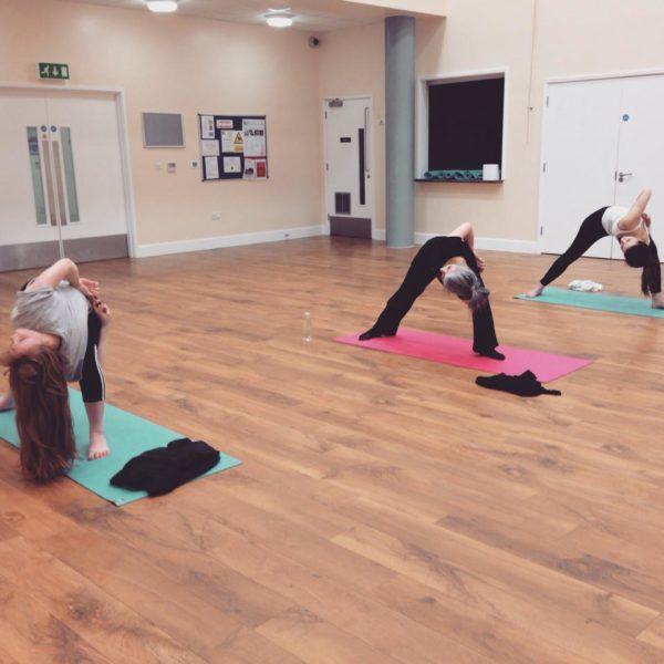 Spooner's Yoga