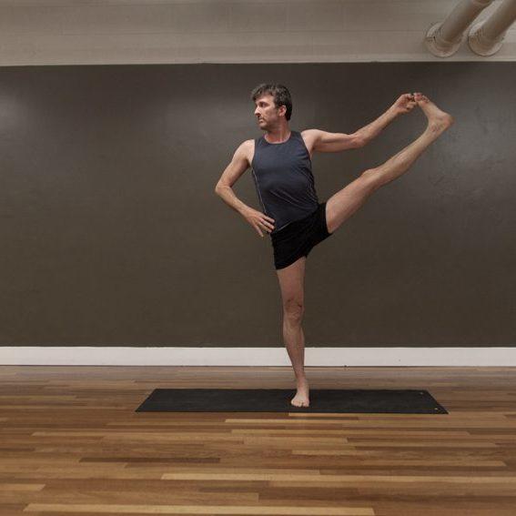 Ashtanga Vinyasa Yoga with Mark Samouelle
