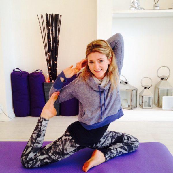 Infinite Energy & Yoga with Emma ~ Ilkley, Menston & Harrogate