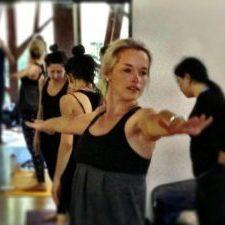 Rachel Caffarate Yoga