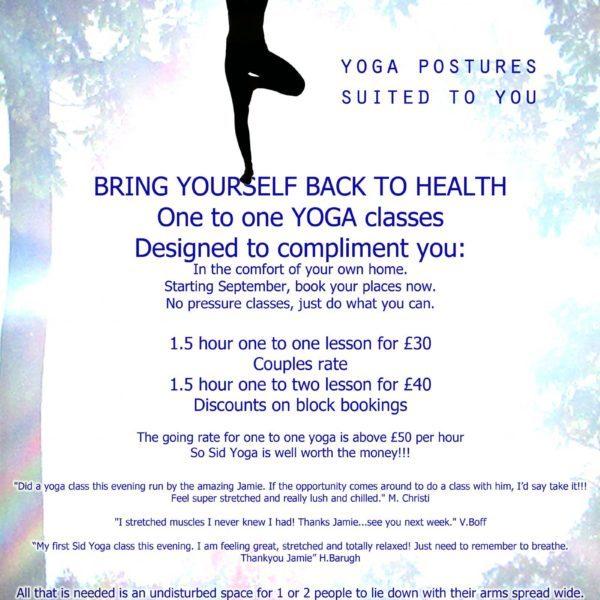 Syd Yoga