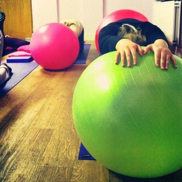 Pregnancy Yoga from Mamababybliss/JabulaYoga in Bournemouth