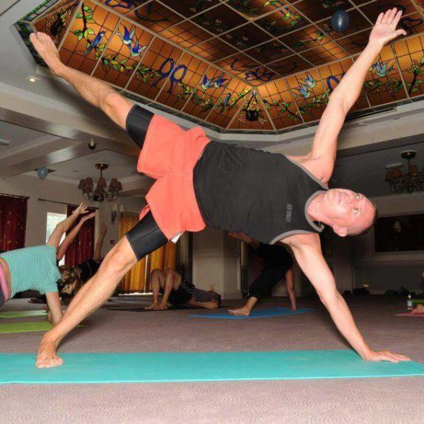 Yoga with Adrian Yo-Fit