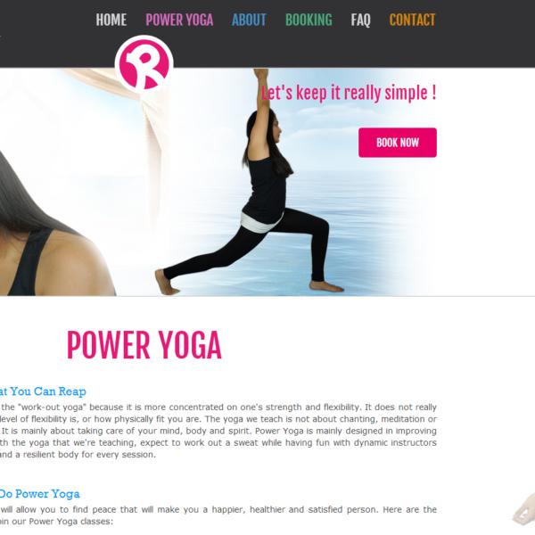 Rishi Power Yoga Solihull
