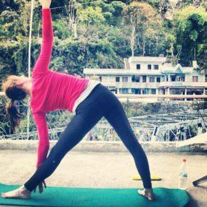 Claire Daniel Yoga