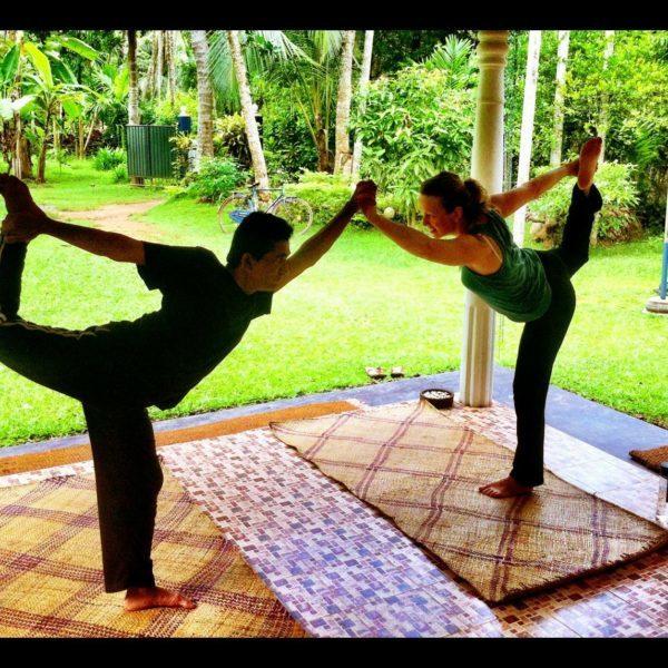 Clarendon Park yoga classes