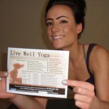 Live Well Yoga