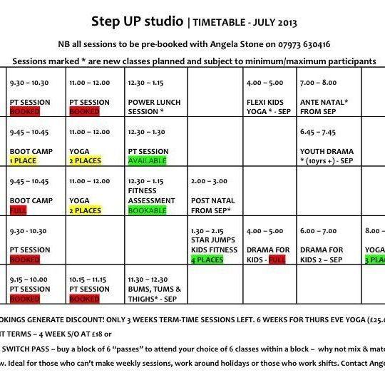 Step Up Studio Howden
