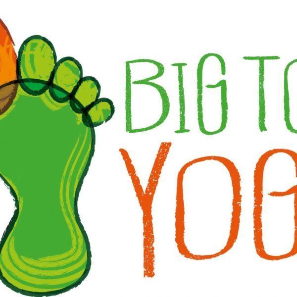 Big Toe Yoga