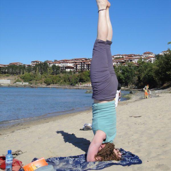 Michelle Gwynne Yoga