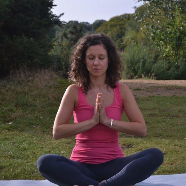Helen Georghiou – Mindfulness Yoga, Pregnancy & Post Natal
