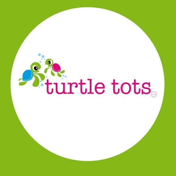 Aqua natal Yoya Turtle Tots