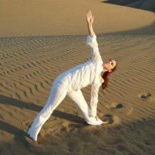 Yoga Under The Tuscan Sun