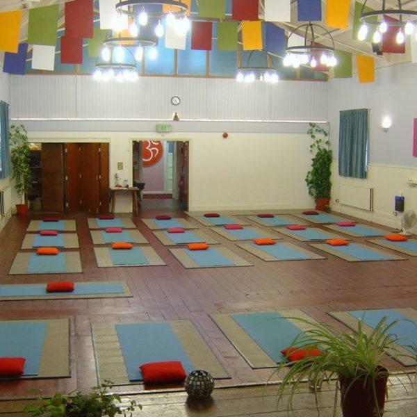 The Yoga Hall – St Albans
