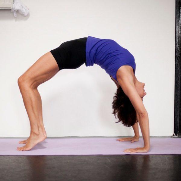 Yoga in bromley with Deborah Curran