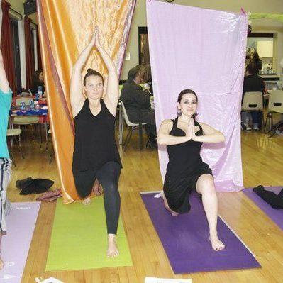 Sadhana Yoga, Pilates, Meditation, Pregnancy, Postnatal & Baby Yoga in  Manchester