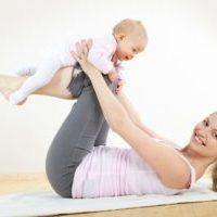 Baby & Mum Yoga