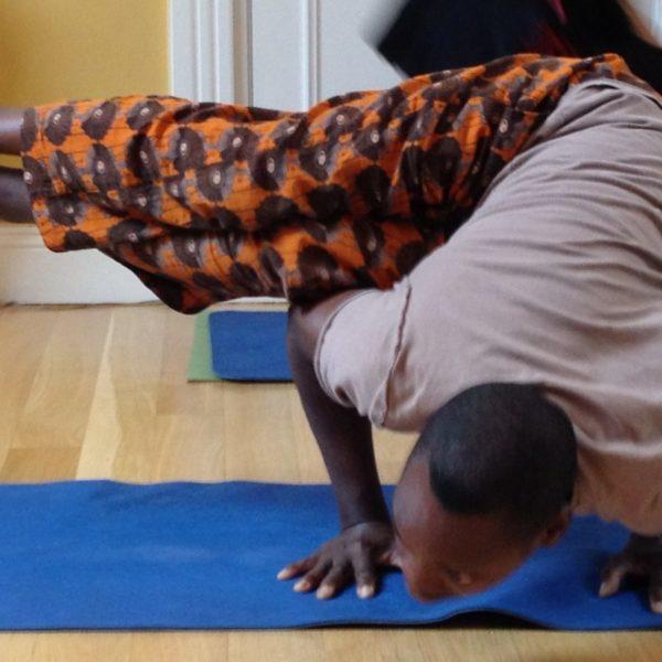 Vinyasapower yoga