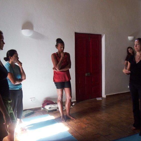 Emma's Yoga Class