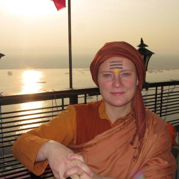 Yoga With Andrea/Swami Vishwamandala Saraswati