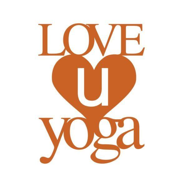 love u yoga / yoga kats