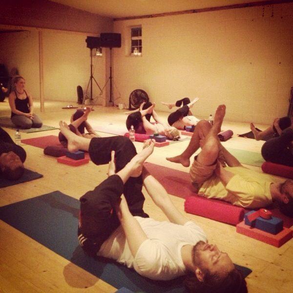 Zook Yoga