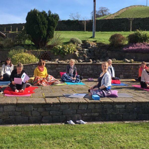 Bolton, Darwen, Blackburn Yoga with Jenny