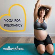 Pregnancy yoga in Somerset.